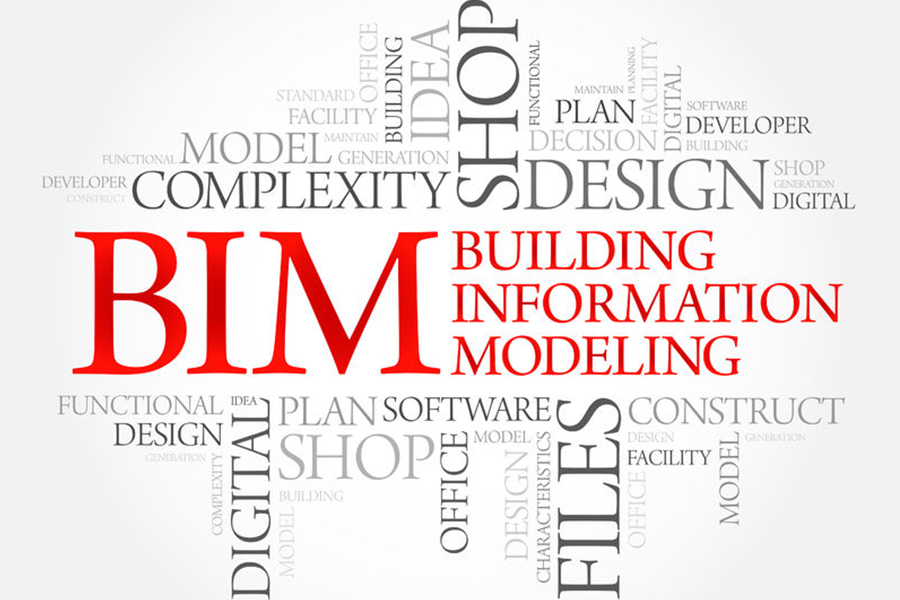 Road home application of BIM has set sail, household industry change will not too far