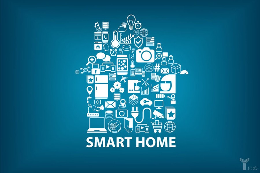 The smart home market is growing rapidly, and the global market value will break through $15 billion in 2017