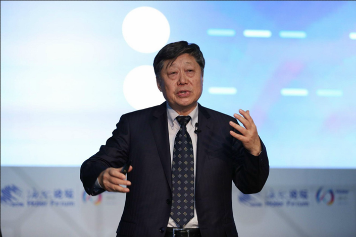Haier group, Mr Zhang: the single unity mode will become the pronoun of objects connected to the Internet business model
