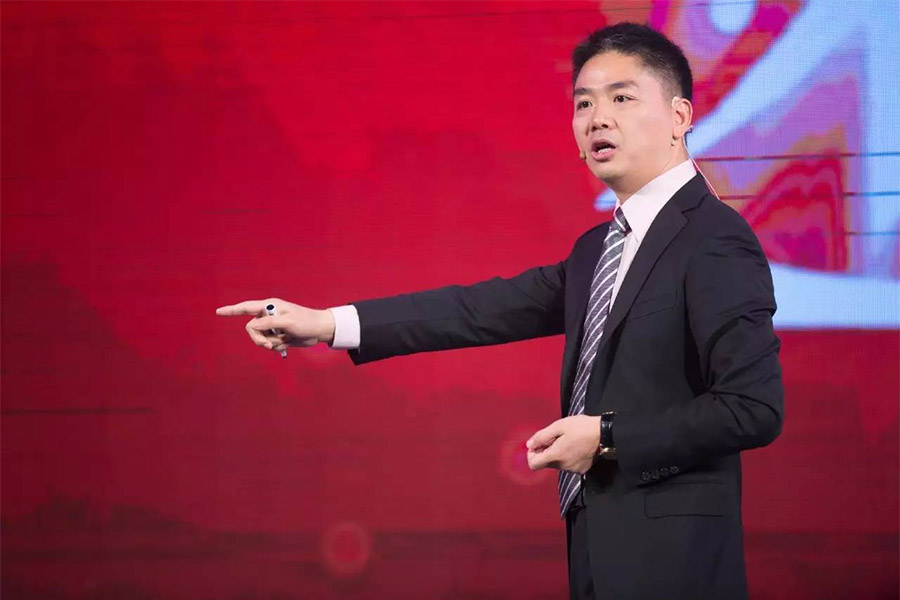 Jingdong logistics: special dream, must use means very much
