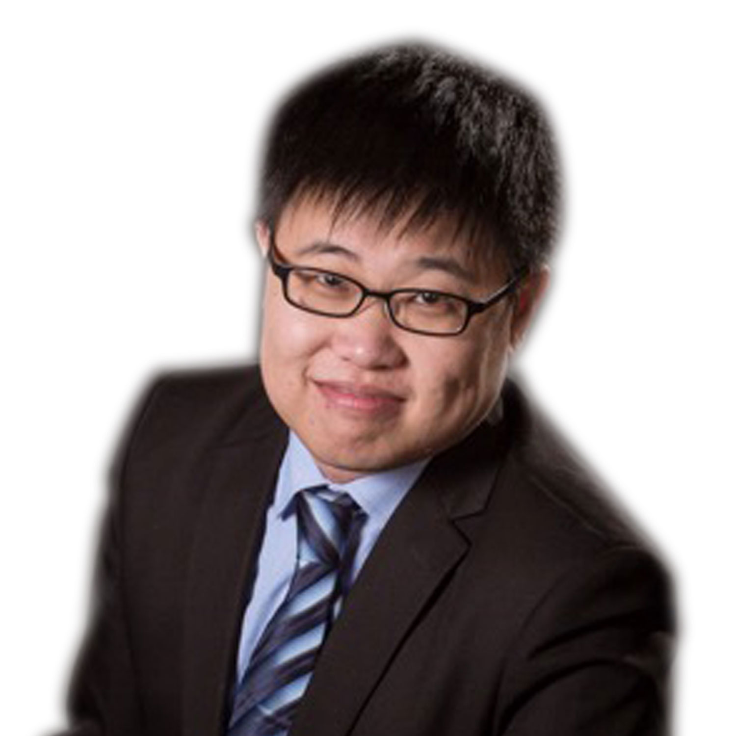 EO Co-founder & CEO Bin Wang