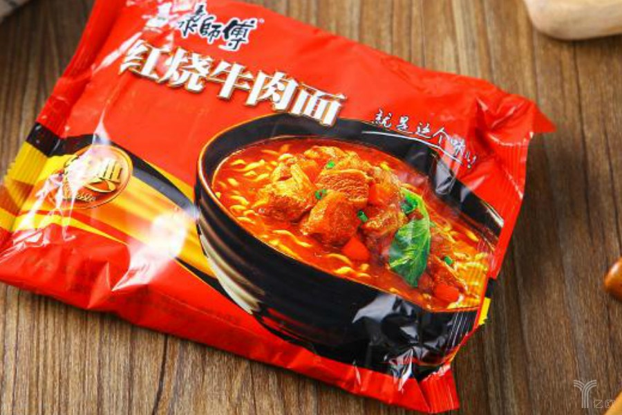 Master Kang and the Unified Annual Report sell better instant noodles at medium and high prices.